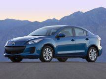 Mazda Mazda3 рестайлинг, 2 поколение, 02.2011 - 10.2013, Седан