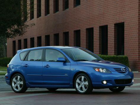 Mazda Mazda3 (BK) 06.2003 - 06.2006