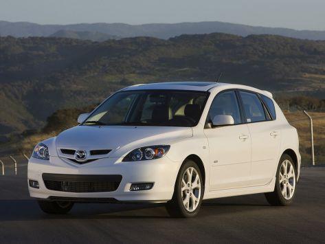 Mazda Mazda3 (BK) 07.2006 - 03.2009