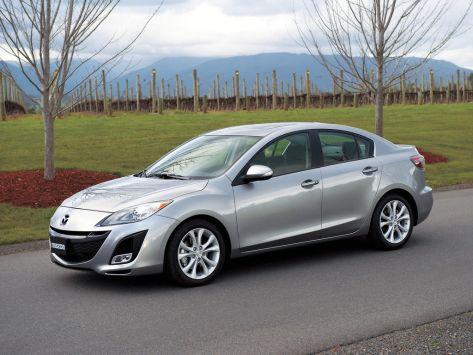 Mazda Mazda3 (BL) 11.2008 - 10.2011
