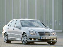 Mercedes-Benz C-Class 2 поколение, 03.2000 - 02.2004, Седан