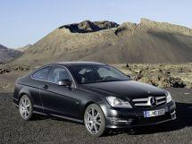 Mercedes-Benz C-Class рестайлинг, 3 поколение, 03.2011 - 08.2015, Купе