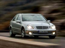 Mercedes-Benz C-Class рестайлинг, 2 поколение, 03.2004 - 02.2007, Седан