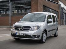 Mercedes-Benz Citan 1 поколение, 10.2012 - 12.2019, Минивэн