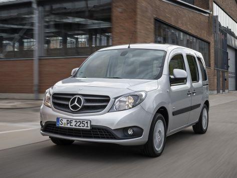 Mercedes-Benz Citan (W415) 10.2012 - 12.2019