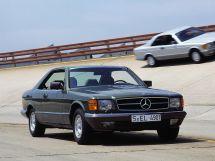 Mercedes-Benz S-Class 1980, купе, 2 поколение, C126