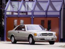 Mercedes-Benz S-Class рестайлинг 1985, купе, 2 поколение, W126
