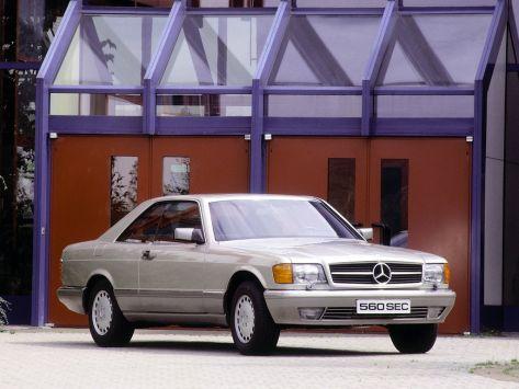 Mercedes-Benz S-Class C126