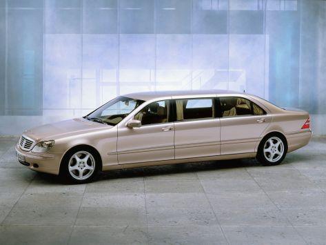 Mercedes-Benz S-Class VV220