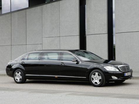 Mercedes-Benz S-Class VV221