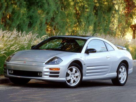 Mitsubishi Eclipse (3G) 03.2000 - 02.2003