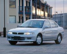 Mitsubishi Lancer рестайлинг, 8 поколение, 09.1997 - 06.2001, Седан