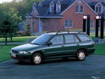 Mitsubishi Lancer рестайлинг, 7 поколение, 09.1992 - 06.2001, Универсал