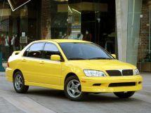 Mitsubishi Lancer 2002, седан, 9 поколение, CS