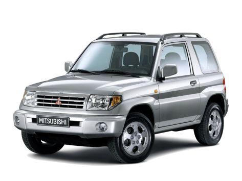 Mitsubishi Pajero Pinin  06.1999 - 08.2005