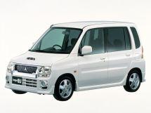 Mitsubishi Toppo BJ 1998, минивэн, 1 поколение