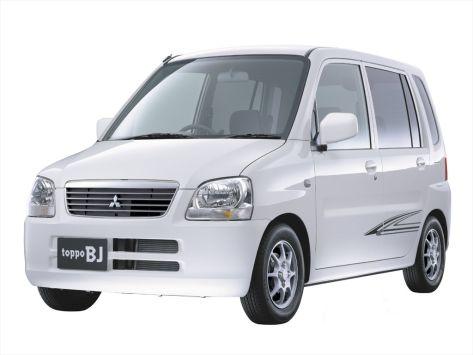 Mitsubishi Toppo BJ  02.2001 - 07.2003
