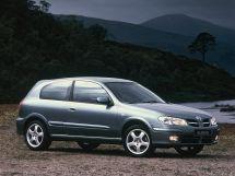 Nissan Almera 2000, хэтчбек 3 дв., 2 поколение, N16