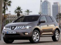 Nissan Murano 2 поколение, 11.2007 - 06.2010, Джип/SUV 5 дв.