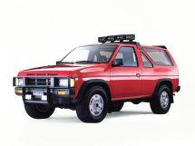 Nissan Pathfinder 1985, джип/suv 3 дв., 1 поколение, R50