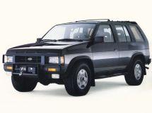 Nissan Pathfinder 1989, джип/suv 5 дв., 1 поколение, R50