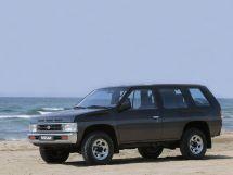 Nissan Pathfinder рестайлинг 1992, джип/suv 5 дв., 1 поколение, R50