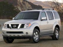 Nissan Pathfinder 3 поколение, 01.2004 - 01.2007, Джип/SUV 5 дв.