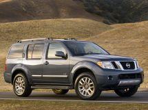 Nissan Pathfinder рестайлинг, 3 поколение, 02.2007 - 07.2012, Джип/SUV 5 дв.