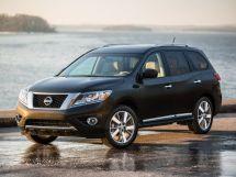 Nissan Pathfinder 2012, джип/suv 5 дв., 4 поколение, R52