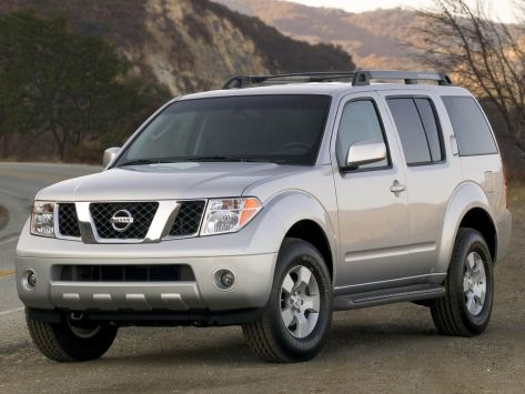 Nissan Pathfinder (R51) 01.2004 - 01.2007