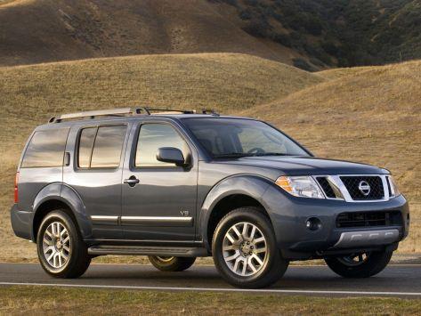 Nissan Pathfinder (R51) 02.2007 - 07.2012