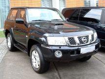 Nissan Patrol 2-й рестайлинг, 5 поколение, 10.2004 - 02.2010, Джип/SUV 3 дв.
