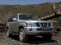 Nissan Patrol 2-й рестайлинг, 5 поколение, 10.2004 - 02.2010, Джип/SUV 5 дв.