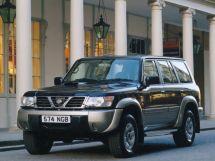 Nissan Patrol 1997, джип/suv 5 дв., 5 поколение, Y61