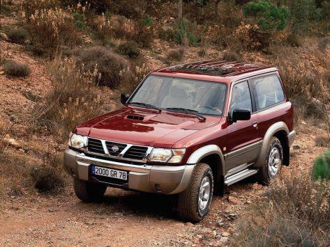 Nissan Patrol (Y61) 10.1997 - 09.2001