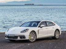 Porsche Panamera 2017, универсал, 2 поколение, 971