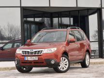 Subaru Forester рестайлинг 2010, джип/suv 5 дв., 3 поколение, SH