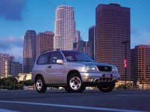 Suzuki Grand Vitara 1 поколение, 09.1997 - 08.2005, Джип/SUV 3 дв.
