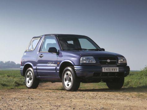 Suzuki Grand Vitara  09.1997 - 08.2005