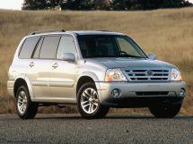 Suzuki Grand Vitara XL-7 рестайлинг, 1 поколение, 08.2003 - 07.2006, Джип/SUV 5 дв.