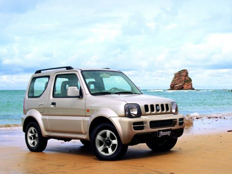 Suzuki Jimny (JB43) 08.2005 - 06.2012