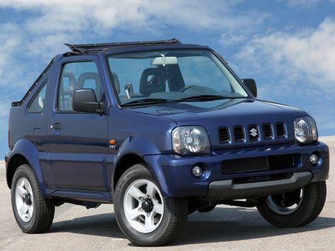 Suzuki Jimny (JB43) 12.1999 - 07.2005