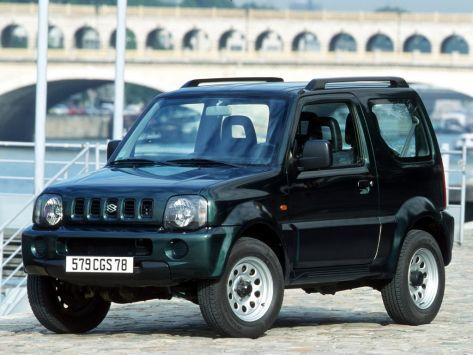 Suzuki Jimny (JB43) 12.1998 - 07.2005