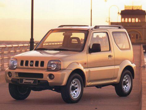 Suzuki Jimny (JB43) 10.1998 - 07.2005