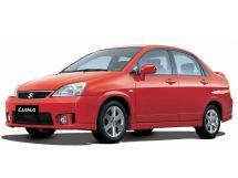 Suzuki Liana рестайлинг, 1 поколение, 09.2004 - 03.2007, Седан