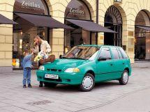 Suzuki Swift рестайлинг, 2 поколение, 03.1995 - 02.2000, Хэтчбек 5 дв.