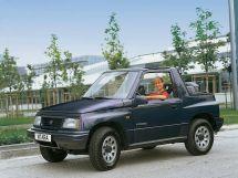 Suzuki Vitara 1988, джип/suv 5 дв., 1 поколение