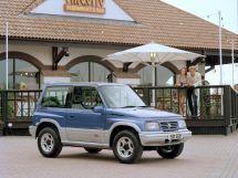 Suzuki Vitara 1988, джип/suv 3 дв., 1 поколение