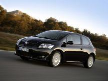 Toyota Auris 2006, хэтчбек 3 дв., 1 поколение, E150