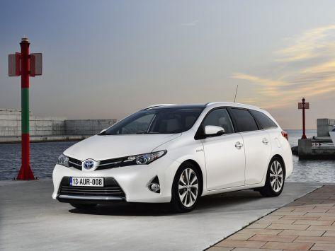 Toyota Auris (E180) 09.2012 - 06.2015